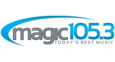 Magic 105.3 Today's Best Music - Today's Best Music Logo